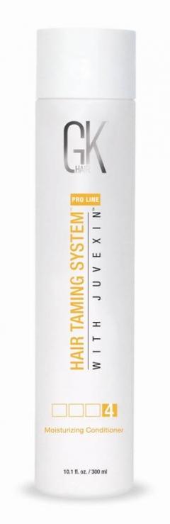 Кондиционер домашний уход глубокое увлажнение Глобал кератин Moisturizing Conditioner GK Hair Professional (Global Keratin)