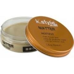Матовый воск для создания креативного эффекта Лакме K.Style Matter Lakme