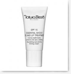 Крем для ухода за сухой кожей в области глаз и губ SPF 15 Натура Биссе Essential Shock Eye & Lip Treatment Natura Bisse