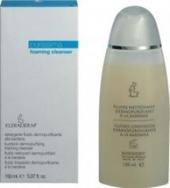 Очищающий противовоспалительный гель «Репейник» для проблемной кожи Клерадерм Burdok foaming cleanser Kleraderm