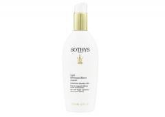 Молочко для снятия макияжа Осветляющее - для кожи с куперозом Сотис Lait demaquillant clarte (peau rougeurs diffuses) Sothys