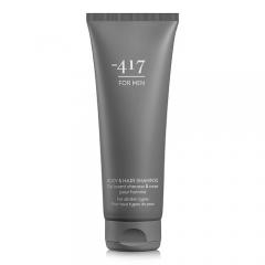 Мужской шампунь для тела и волос Минус 417 Body & Hair Shampoo for Men Minus 417