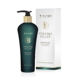 Наполнитель для прекрасного объема и биоэнергии  Т-Лаб Профешнл Volume Filler Hair Filler T-Lab Professional