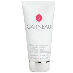 Освежающе-тающий скраб для лица с микрочастицами Гатино Refreshing Melting Scrub Gatineau