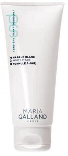 Белая маска Мария Галланд Masque Blanc D4-2 Maria Galland