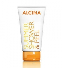 Гель-пилинг для душа Альцина SUMMER Alcina