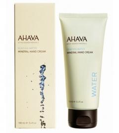 Крем для рук минеральный Ахава Mineral Hand Cream AHAVA
