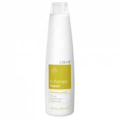 Восстанавливающий шампунь для сухих и пористых волос Лакме K.Therapy Repair Revitalizing Shampoo Lakme
