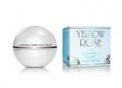 Жемчужный крем для лица Йелоу Роуз Luminance pearl face cream Yellow Rose