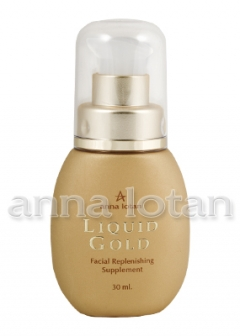 Золотые капли Анна Лотан Liquid Gold Facial Replenishing Supplement Anna Lotan