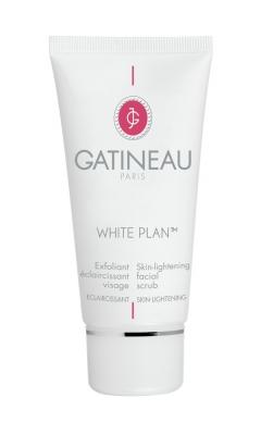 Осветляющий скраб для лица Гатино White Plan Skin-Lightening Facial Scrub Gatineau