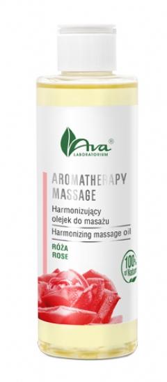 Гармонизирующее массажное масло с розой АВА Лабораториум Harmonizing massage oil — ROSE AVA Laboratorium