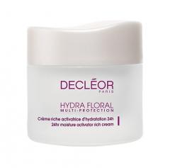 Крем увлажняющий Цветочный нектар Деклеор Hydra Floral Crеme Hydratante Hectar de Fleurs Decleor