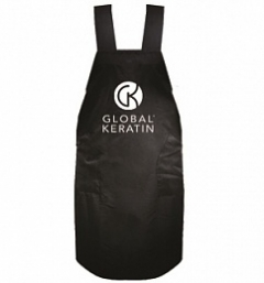 Фартук для стилиста Глобал кератин Apron for stylist GK Hair Professional (Global Keratin)
