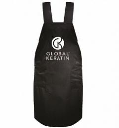 Фартук для стилиста Глобал кератин Apron for stylist GK Hair Professional (Global Keratin)