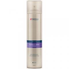 Спрей для волос эластичной фиксации Индола Innova Finish Flexible Spray Indola