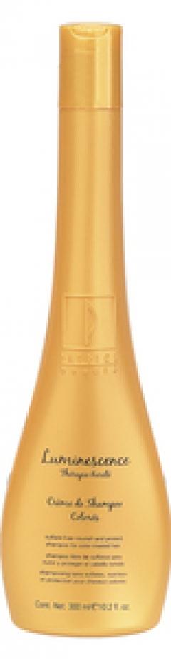 Безсульфатный шампунь для окрашенных волос Патрис Бьюти Luminescence Creme de Shampoo Colores Patrice Beaute