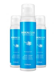 Нежный очищающий мусс с казеином Доктор Оракл RADICALCLEAR Puremilk Cleansing Mousse Dr.Oracle