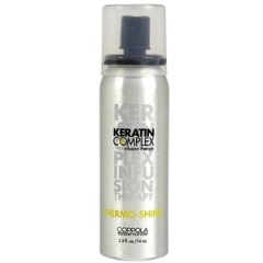 Термозащита кератиновая с блеском Кератин Комплекс Infusion Therapy Thermo-Shine Keratin Complex