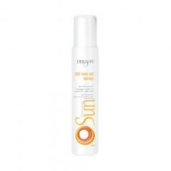 Спрей-защита для волос Диксон Sun Oil Non Oil Spray Dikson