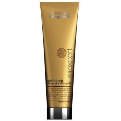 Питательный термозащитный крем для сухих и ломких волос Лореаль Профессионнель Nutrifier Blow Dry L'Oreal Professionnel