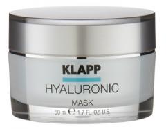 Маска для лица Гиалуроник Клапп Hyaluronic Mask Klapp