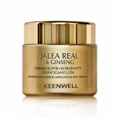 Дневной суперувлажняющий крем Кинвел Royal Jelly Supermoisturizing Day Cream Keenwell