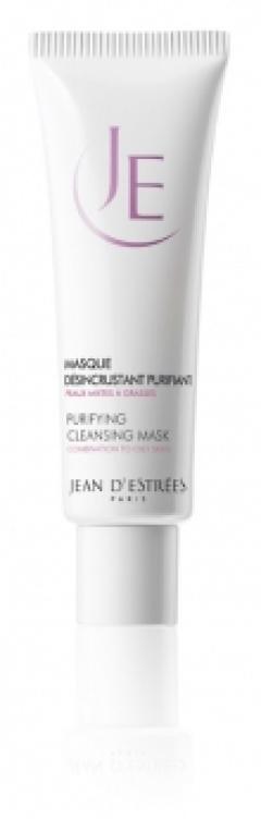 Маска отшелушивающая ультра-очищающая Жан Д'Эстре Exfoliating mask ultra-cleansing Jean d'Estrees