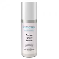 Восстанавливающая сыворотка для возрастной кожи Дерма Косметикс ACTIVE FUTURE SERUM DERMA COSMETICS