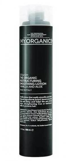 Разглаживающий лосьон для реконструкции волос Май.Органикс My Restructuring Smoothing Lotion My.Organics