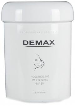 Пластифицирующая отбеливающая маска Демакс Plasticizing Whitening Mask Demax