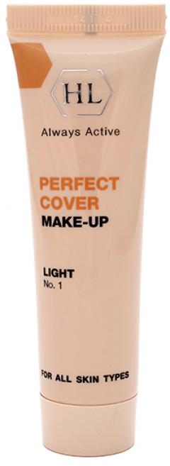 Увлажняющий тональный крем no.1 Холи лэнд PERFECT COVER Make-Up no.1 Holy Land