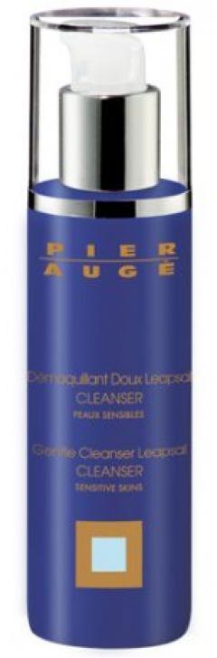 Нежное молочко для снятия макияжа для чувствительной кожи Пьер Оже Leapsal Cleanser Pier Auge