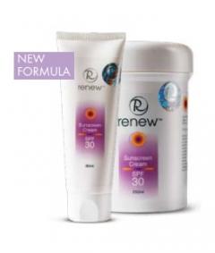 Солнцезащитный крем с защитным фактором SPF-30 Ренью Sunscreen Cream SPF-30 Renew