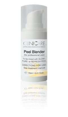 Блендер для пилингов (0,5% низкомолекулярная гиалуроновая кислота) Клиникеэ Peel Blender (0.5% LMWHA) Clinicare