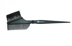 """Двусторонняя расческа/кисть """"дракон"""" Глобал кератин Application Brush/Comb GK Hair Professional (Global Keratin)"""