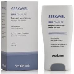 Шампунь для частого использования Сесдерма Seskavel Frequent Use Shampoo Sesderma