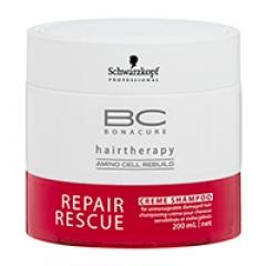 Восстанавливающий крем шампунь BONACURE Repair Creme shampoo Schwarzkopf Professional