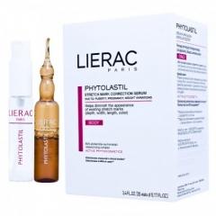Фитоластил Ампулы для предупреждения и коррекции растяжек Лиерак Phytolastil Stretch mark correction serum Lierac