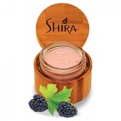 Ежевичный увлажняющий крем для нормальной, сухой, чувствительной кожи Шира Blackberry Moisturizer Shira