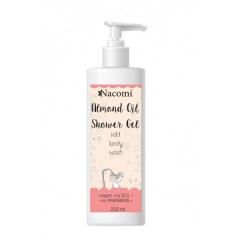 Гель Для Душа С Маслом Сладкого Миндаля Накоми Shower Gel With Sweet Almond Oil Nacomi