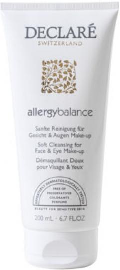 Средство для снятия макияжа Декларе Soft Cleansing for face & Eya Make-up Declare
