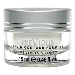 Восстанавливающий крем для губ  Иво Питанги Lips & Contour Formula Ivo Pitanguy