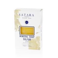 Серное Мыло Сатара Sulfur Soap Satara