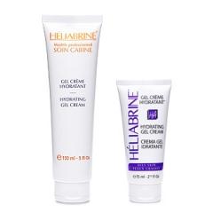 Увлажняющий крем-гель для жирной и обезвоженной кожи Элиабрин HYDRATING GEL CREAM Heliabrine