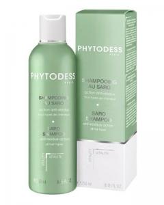Шампунь с маслом Саро для глубокого очищения для всех типов волос Фитодесс Saro Shampoo Phytodess