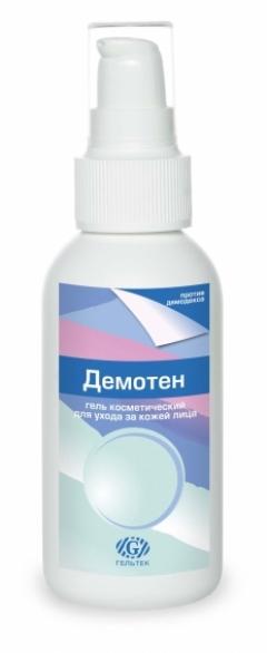 """Косметический гель """"Демотен"""" Гельтек Geltek"""
