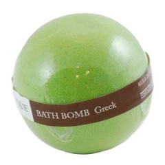 Шипучий шар для ванны Греция Органик Bath Bomb Greek Organique