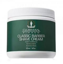 Классический универсальный крем для бритья Клабмен Pinaud Classic Barber Shave Cream Clubman