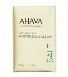 Мыло на основе соли Мертвого моря Ахава Moisturizing Salt Soap AHAVA
